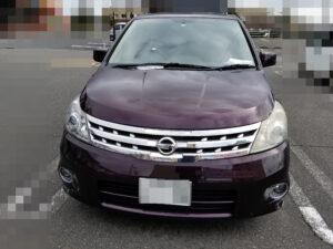 福岡県 パチンコ店駐車場での放置車両撤去のご依頼